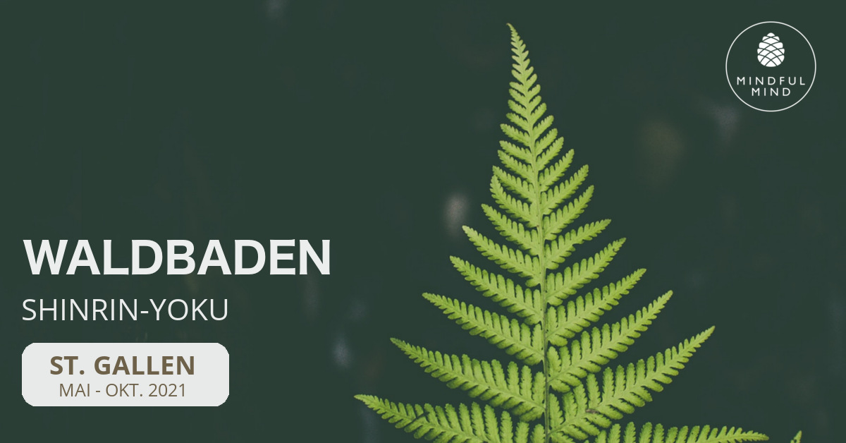 Waldbaden Ostschweiz St.Gallen MINDFULMIND_2021